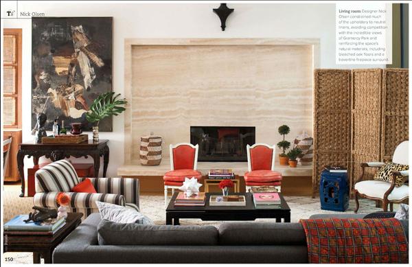 Nick Olsen/Traditional Home