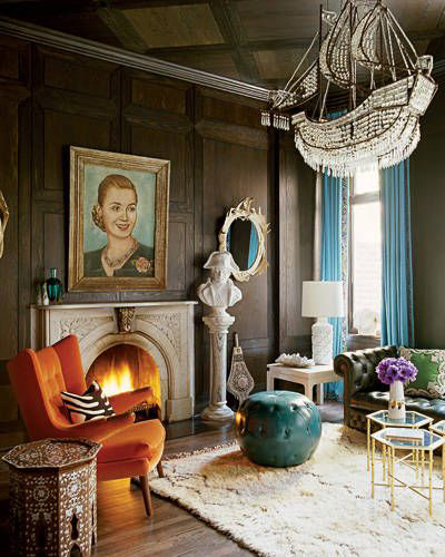 Nanette Lepore/Elle Decor