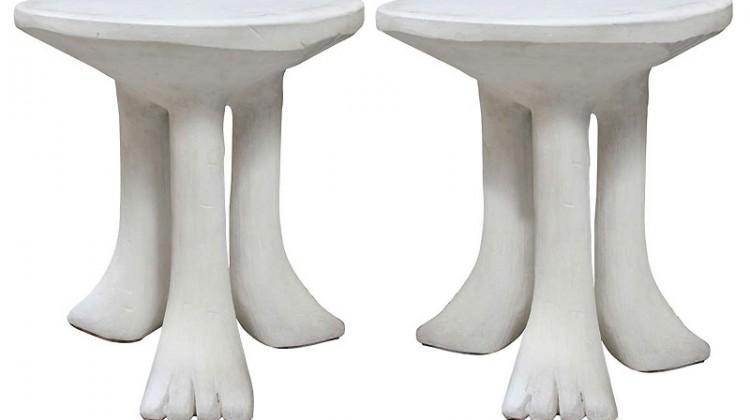John Dickinson small african table