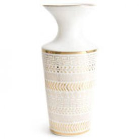 Futura Greek Borders Vase