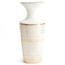 Futura Greek Borders Vase