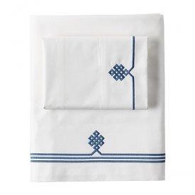 Gobi Embroidered Sheet Set