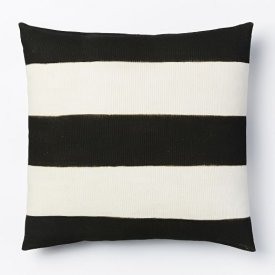 Graphic Black & White Pillow