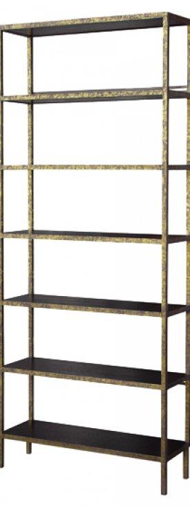 Metalic Shelves