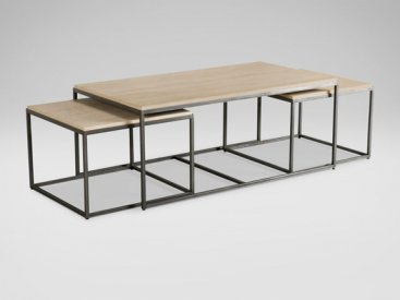 Versatile Coffee Table Trio