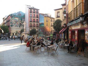 Visit Nick in Madrid