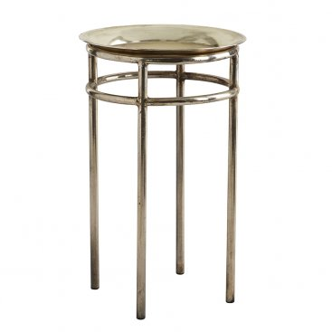 Wisteria Quaint Metal Table
