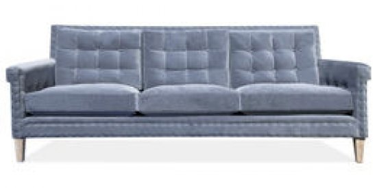 This Sofa Has Lots Of Details and Style